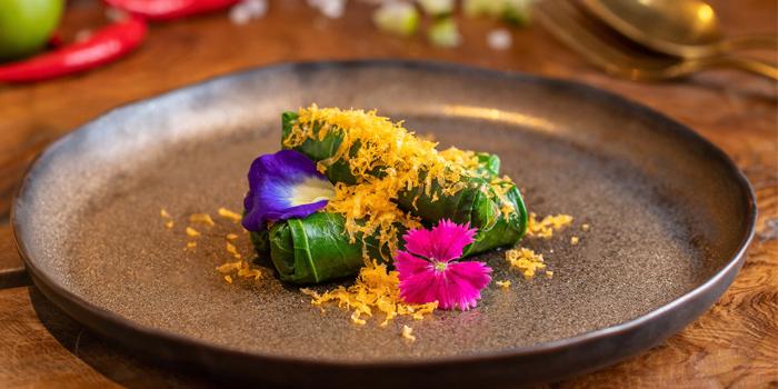 Food from Jaras in Kamala, Phuket, Thailand