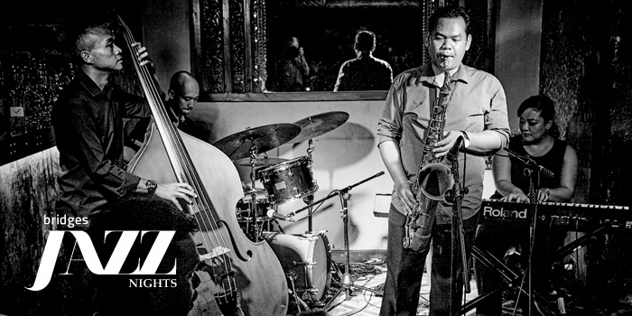 Jazz NIght at bridges Bali