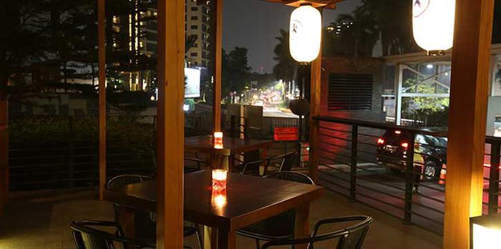 Interior 3 at Sumibi Japanese Restaurant