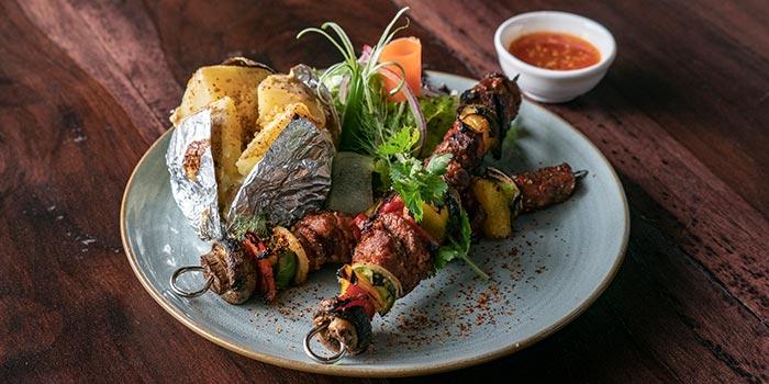 Angus Tenderloin Beef Skewer at Cutt & Grill (Senopati)