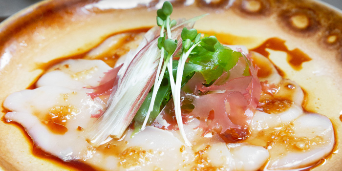 Appetizer Dishes from Shintaro at Anantara Siam in Ratchadamri, Bangkok