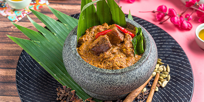 Beef Rendang (10 Jan to 8 Feb) from Kintamani Indonesian Restaurant at Furama RiverFront in Outram, Singapore