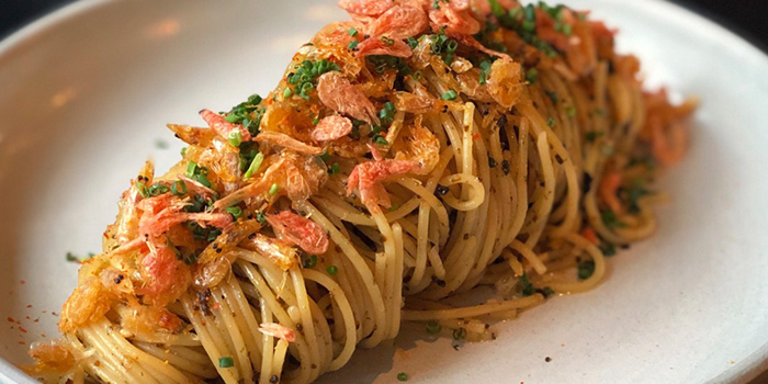 Capellini from Rookery (Hong Leong Building) in Raffles Place, Singapore
