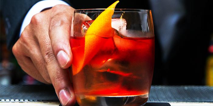 Selection of Cocktail from Aqua at Anantara Siam in Ratchadamri, Bangkok