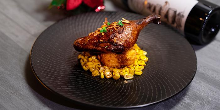 Irish Duck Leg Confit from Wine & Chef in Keong Saik, Singapore