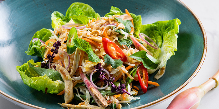 Kerabu Salad from Verde Kitchen at Hilton Singapore in Orchard, Singapore