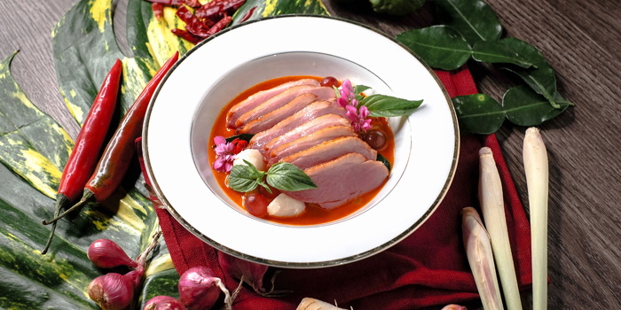 Main Dishes from Benchamas Ari at 7/3, Soi Aree1 Phahon Yothin 7 Alley Phaya Thai Bangkok