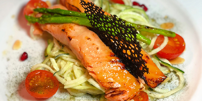 Miso Salmon from Rookery (Capital Tower) in Tanjong Pagar, Singapore