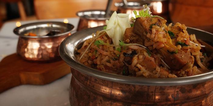 Food from Pesona Lounge, Ubud, Bali