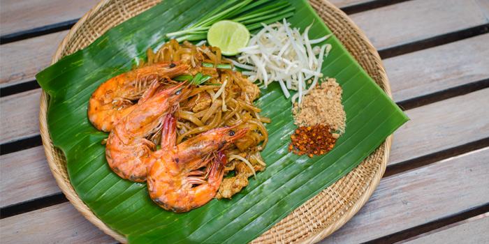 Food from Ma Doo Bua in Cherng talay, Phuket, Thailand