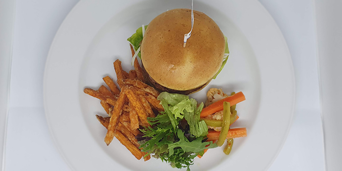 Mission Impossible Burger from Amber West in Choa Chu Kang, Singapore