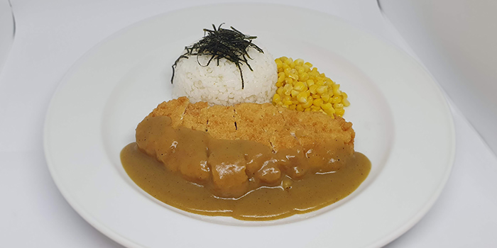 Tori Katsu Kare from Amber West in Choa Chu Kang, Singapore