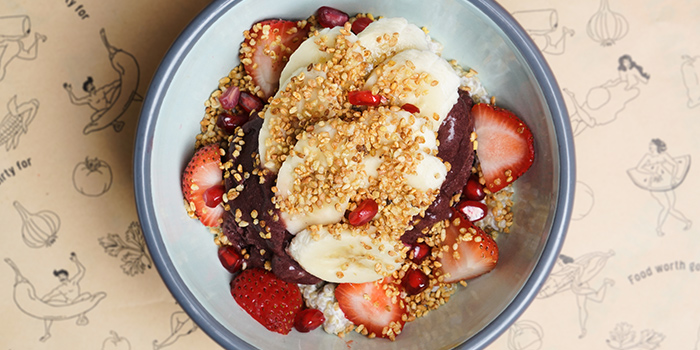 Acai Bowl from Chico Loco in Telok Ayer, Singapore