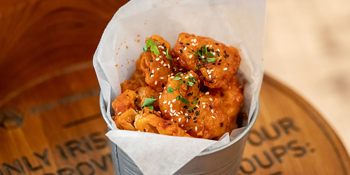 Korean Fried Chicken Bites from The Coffee Academics (Raffles City) in City Hall, Singapore