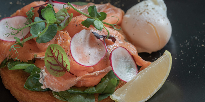 Smoked Salmon and Hash from The Coffee Academics (Scotts Square) at Scotts Square in Orchard, Singapore
