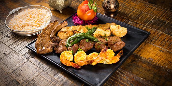 Qasr Grille & Mezze Bar