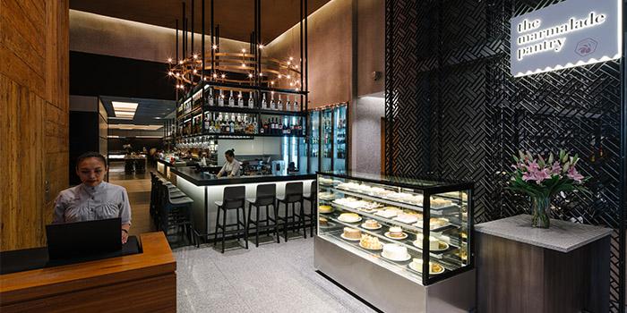 Entrance of The Marmalade Pantry (Novena) at Oasia Hotel Novena in Novena, Singapore