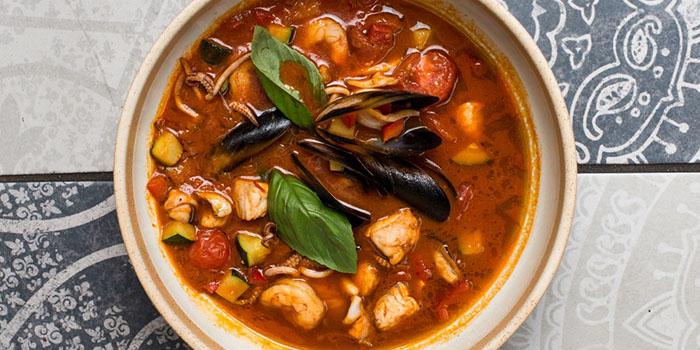 Zuppa  from Gattopardo Ristorante di Mare on Tras Street in Tanjong Pagar, Singapore