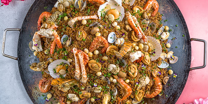 Seafood Reunion (Till 8 Feb) from The Square @ Furama at Furama RiverFront in Outram, Singapore
