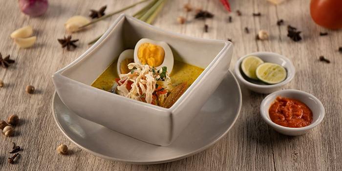 Food from Point Break by X2, Uluwatu, Bali