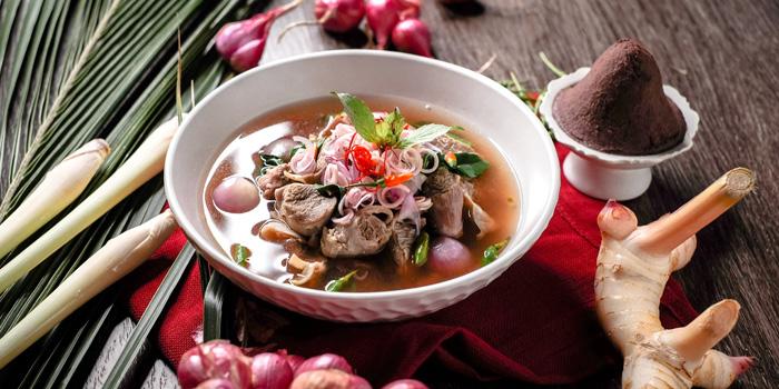 Soup Dishes from Benchamas Ari at 7/3, Soi Aree1 Phahon Yothin 7 Alley Phaya Thai Bangkok