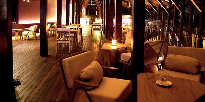 Interior from TAPA Bistro, Nusa Dua, Bali