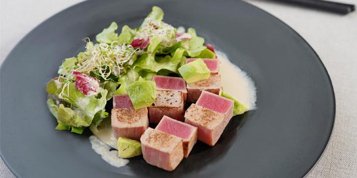 Tuna-and-Avocado-Salad from Taihei in Cherngtalay, Phuket, Thailand