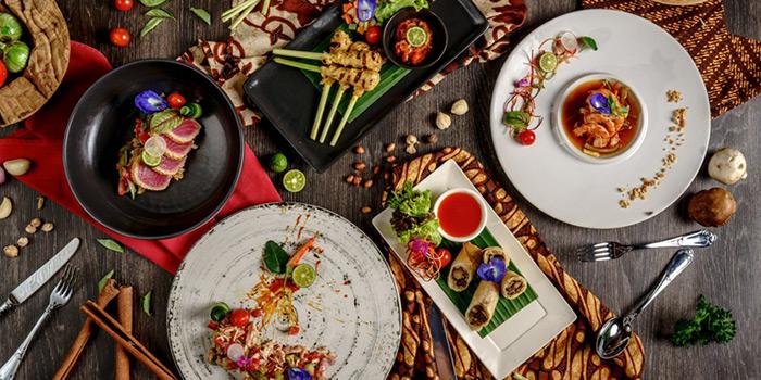 Dish at Kayumanis Resto, Jimbaran