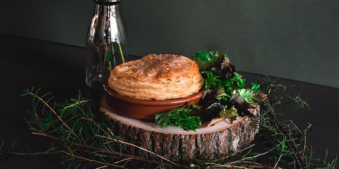 Wagyu Beef Pie from Wildseed Cafe in Seletar, Singapore