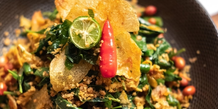 Dish 2 from Hutan Kota by Plataran