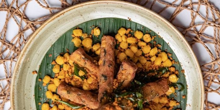 Ayam Meriam Sundut from Hutan Kota by Plataran