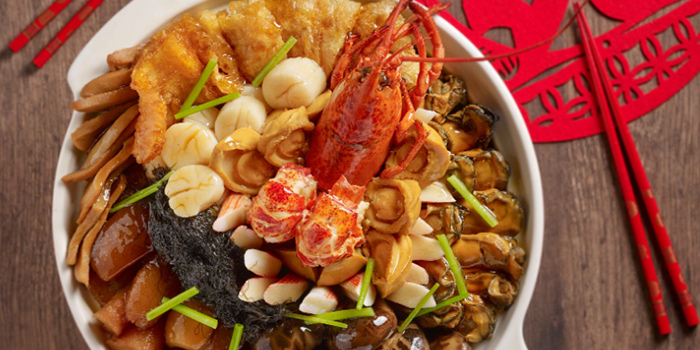 Treasure Pot (24 Jan to 8 Feb) from Xin Cuisine Chinese Restaurant in Outram, Singapore
