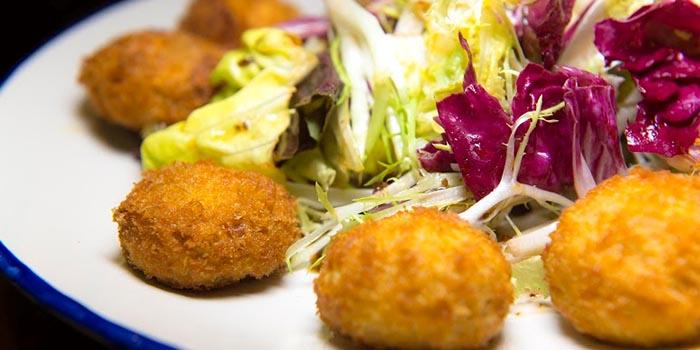Mushroom Salad, Fish & Chick (Kennedy Town), Kennedy Town, Hong Kong