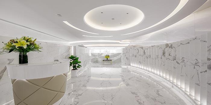 Foyer, LE PAN, Kowloon Bay, Hong Kong