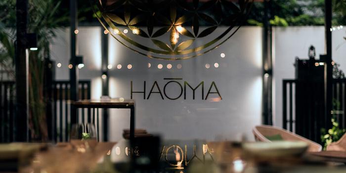 Ambience of Haoma at Sukhumvit Soi 31 Wattana, Bangkok