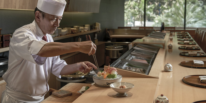 Ambience 1 at Asuka (JW Marriott)