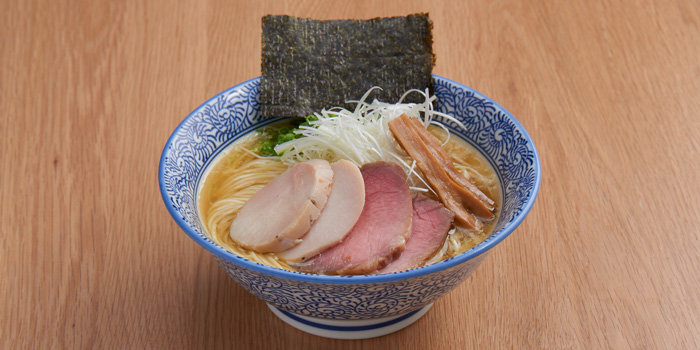 Chashu Shio Ramen from Menya Itto at 494 Grand Hyatt Erawan LG Floor, Room LG-01, Ploenchit Road Lumphini, Pathumwan Bangkok