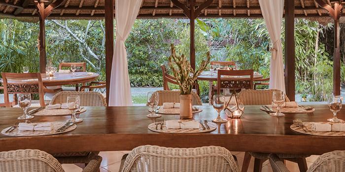 Interior from Jahe Restaurant Bali