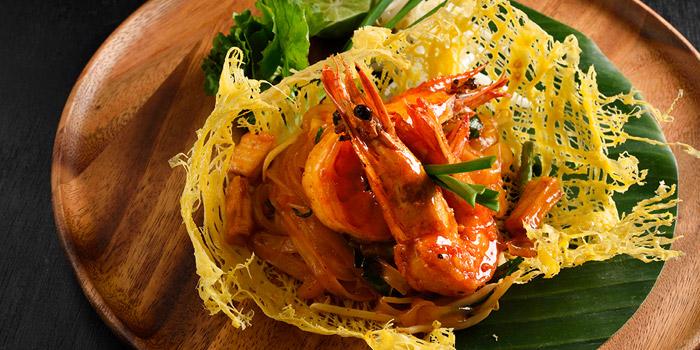 Pad Thai from Flavors at Renaissance Bangkok Ratchaprasong Hotel in Ploenchit, Bangkok