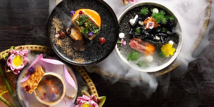 Royal Thai Recipes from Flavors at Renaissance Bangkok Ratchaprasong Hotel in Ploenchit, Bangkok