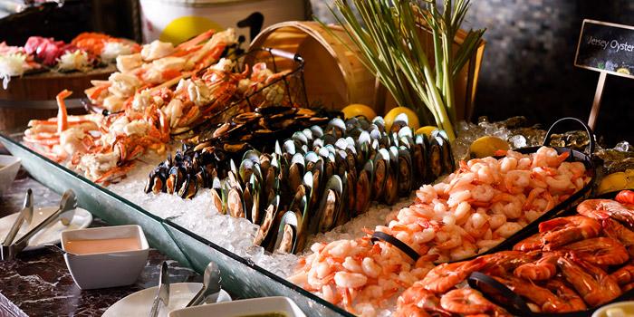 Seafood On Ice from Flavors at Renaissance Bangkok Ratchaprasong Hotel in Ploenchit, Bangkok