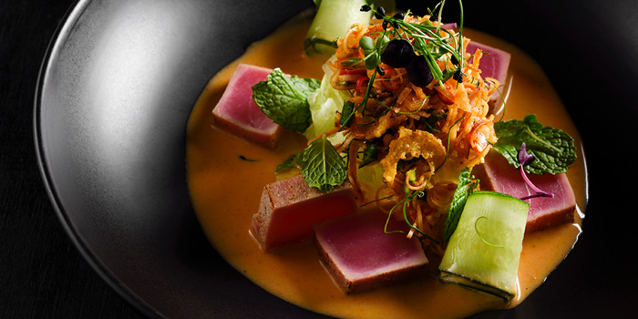 Signature Dish from Flavors at Renaissance Bangkok Ratchaprasong Hotel in Ploenchit, Bangkok