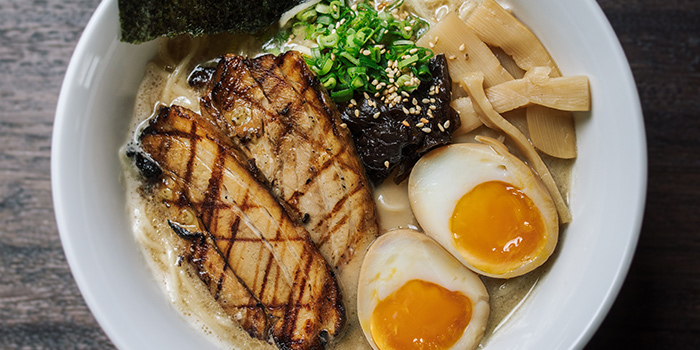 Torasho Ramen & Charcoal Bar food delivery in singapore delivery in Singapore