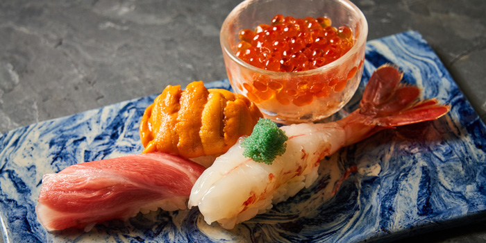 Special Dishes from MASA - Otaru Masazushi at ICONSIAM (Siam Takashimaya) 4th Fl Rose Dining Zone Charoen Nakhon Road, Klong San Bangkok