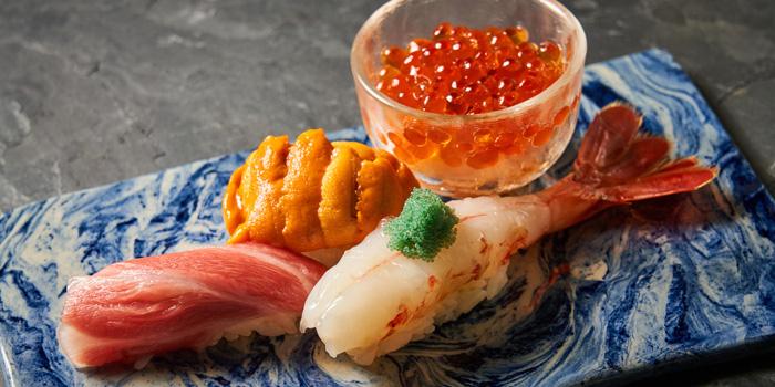 Special Dishes from MASA - Otaru Masazushi at ICONSIAM (Siam Takashimaya) 4th Fl Rose Dining Zone Charoen Nakhon Road, Klong San Bangkok