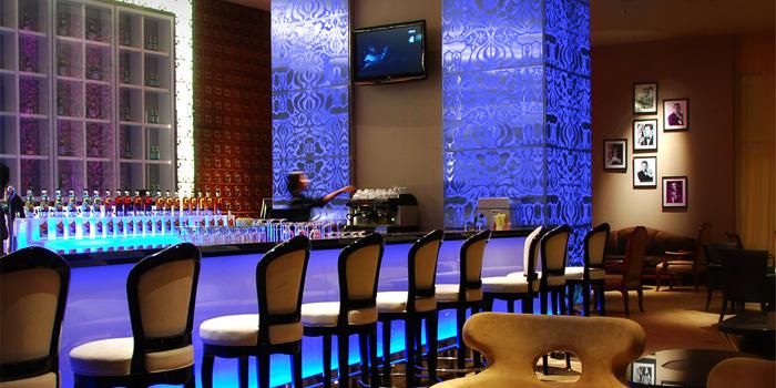 Interior 2 at Blu Martini, JW Marriott Mega Kuningan