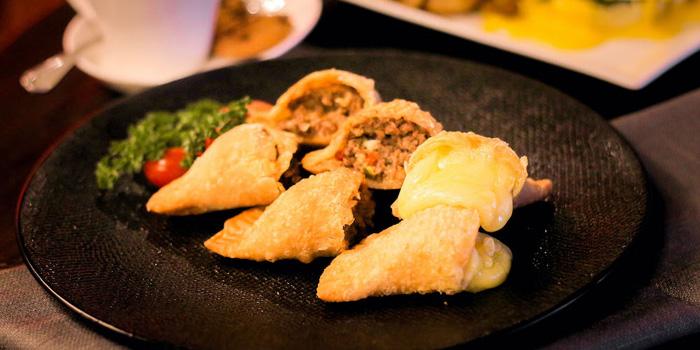Dish 3 at El Asador, Kemang