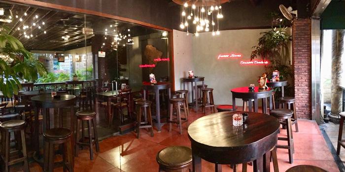 Interior 3 at El Asador, Kemang