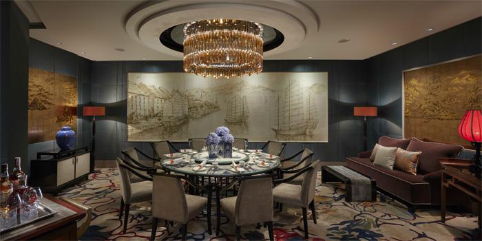 Private Room at Li Feng, Mandarin Oriental Jakarta