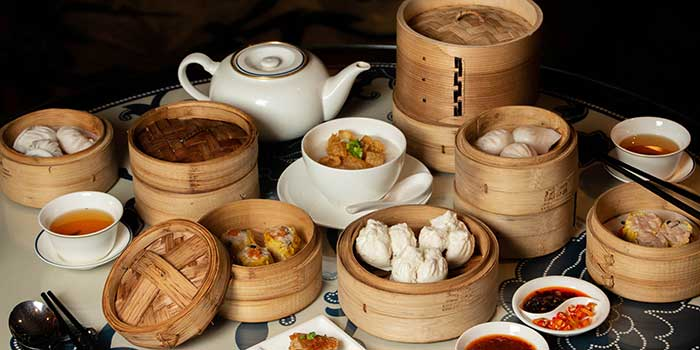 Dimsum Special at Li Feng, Thamrin